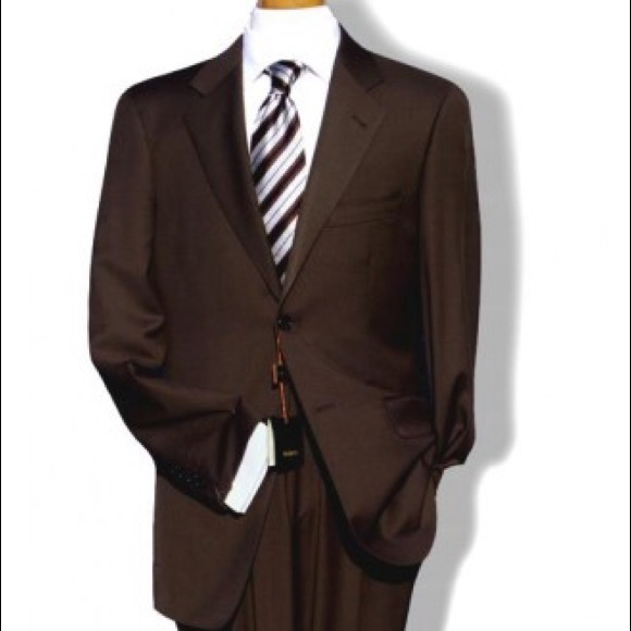 a0ebd520c32007 Baroni Suits & Blazers | New Untailored Couture Italian Mens Suit ...